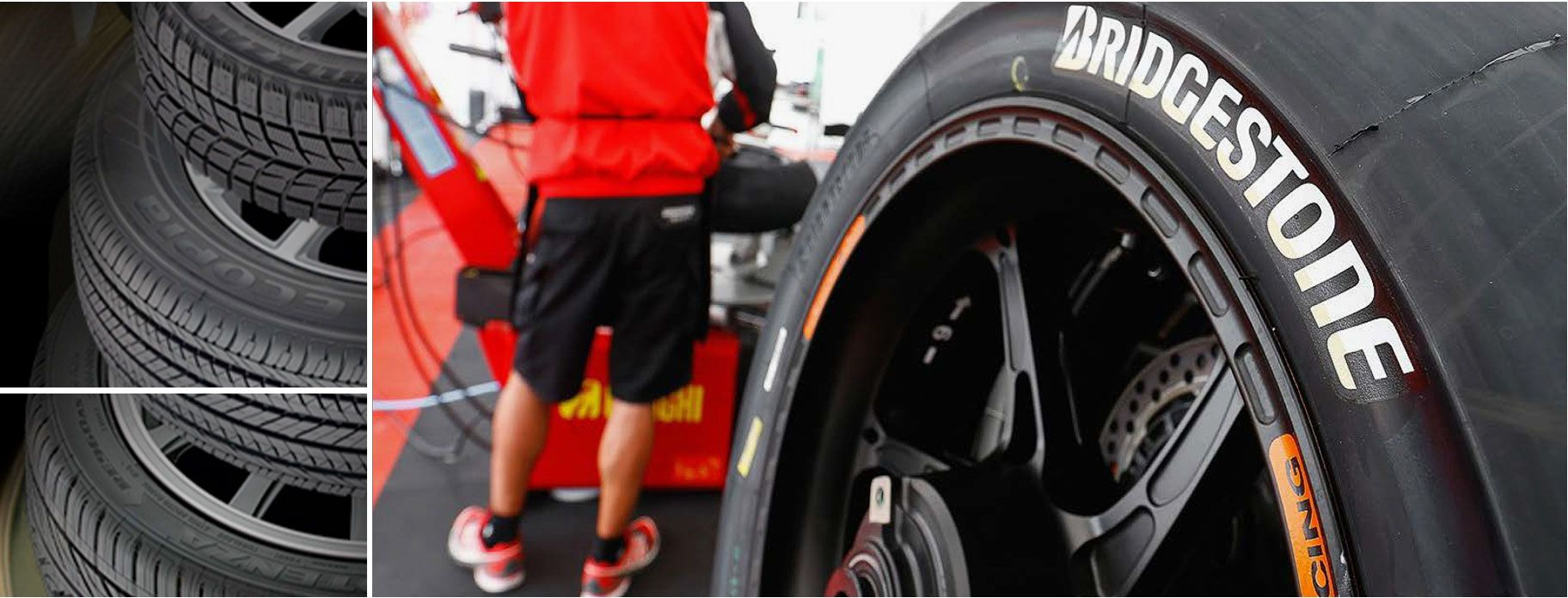 Bridgestone Tyres UAE